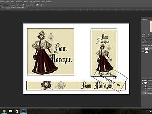 Как сделать кисть с логотипом для фотошопа. Ярмарка Мастеров - ручная работа, handmade.