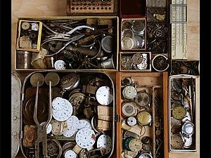 Заканчиваю изготовление часов в этом году под заказ! | Ярмарка Мастеров - ручная работа, handmade