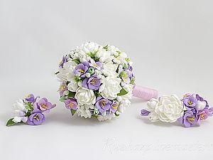 Свадьба на Кипре, учавствует мой свадебный комплект! | Ярмарка Мастеров - ручная работа, handmade