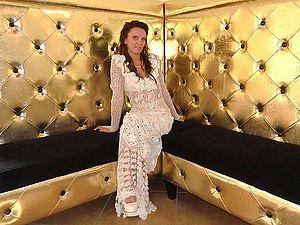 Платья Белая Лилия клиентка | Ярмарка Мастеров - ручная работа, handmade