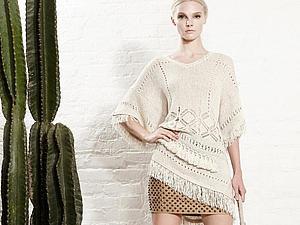 Модные тренды 2016: вязаное лето | Ярмарка Мастеров - ручная работа, handmade