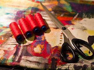 хочешь научиться шить? спроси меня как!   Ярмарка Мастеров - ручная работа, handmade