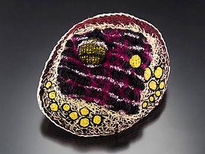 Валяные вещицы от Lisa Klakulak. | Ярмарка Мастеров - ручная работа, handmade