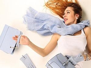 Модные и стильные платки и шарфики: как выбирать и завязывать. Ярмарка Мастеров - ручная работа, handmade.