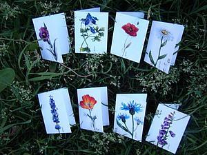 Новые наборы мини-открыток! | Ярмарка Мастеров - ручная работа, handmade