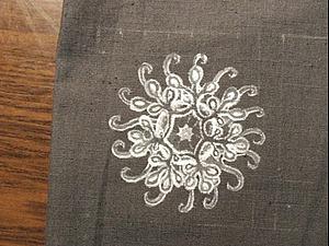 Перенос картинки на ткань с помощью Photoshop'a (трафареты, сетка). Ярмарка Мастеров - ручная работа, handmade.