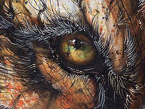 Потрясающие звери китайского художника Чень Инъи. Ярмарка Мастеров - ручная работа, handmade.
