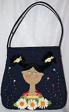 Сбобираем сумку с аппликацией. Ярмарка Мастеров - ручная работа, handmade.