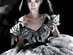 Моя любимая книга, или История костюмов Скарлетт. Ярмарка Мастеров - ручная работа, handmade.