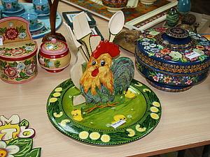 Выставка-продажа декоративно-прикладного искусства в 17-м лицее г. Астрахани. | Ярмарка Мастеров - ручная работа, handmade