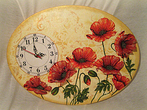 МК «Часы Летний флер» | Ярмарка Мастеров - ручная работа, handmade