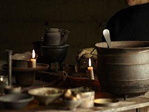 Колдовская кухня: бытовая сказка | Ярмарка Мастеров - ручная работа, handmade