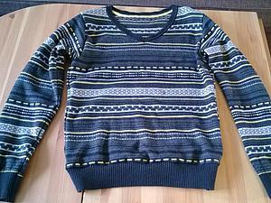 Мастер-класс: переделываем свитер... в свитер. Ярмарка Мастеров - ручная работа, handmade.
