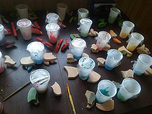 Акриловые краски: боремся с проблемой быстрого высыхания | Ярмарка Мастеров - ручная работа, handmade