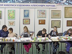 Мастер-класс для детей по Кварцевой живописи в Сокольниках | Ярмарка Мастеров - ручная работа, handmade