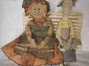 Старушки-веселушки :) | Ярмарка Мастеров - ручная работа, handmade