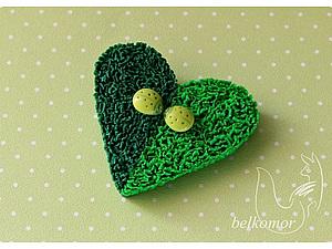 Трава из полимерной глины | Ярмарка Мастеров - ручная работа, handmade