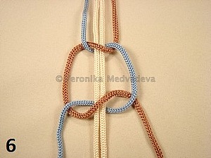 Узлы и узоры  макраме: техника  плетения, handmade