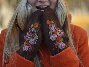 МК Валяем варежки с Кларой Ру. 29 января, Москва. | Ярмарка Мастеров - ручная работа, handmade