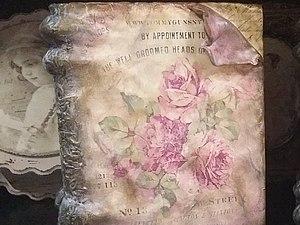 Таинственная книга Фолиант | Ярмарка Мастеров - ручная работа, handmade