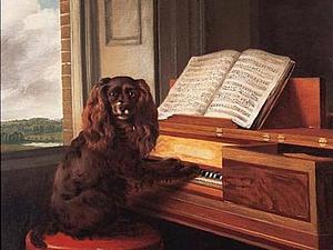 В ритме «Собачьего вальса»: домашние питомцы в работах живописцев. Ярмарка Мастеров - ручная работа, handmade.