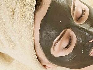 Зеленая маска-порошок для проблемной кожи лица. | Ярмарка Мастеров - ручная работа, handmade