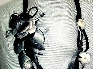Создаем оригинальное украшение | Ярмарка Мастеров - ручная работа, handmade