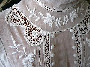 Антикварные блузы Викторианской эпохи   Ярмарка Мастеров - ручная работа, handmade