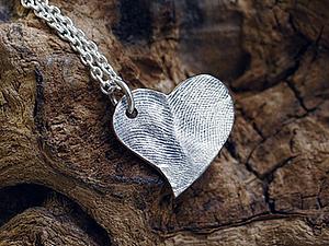 Подвеска-Сердце. Ярмарка Мастеров - ручная работа, handmade.