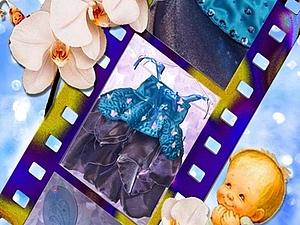 Шьем платье для маленькой феи к Новому году. Ярмарка Мастеров - ручная работа, handmade.