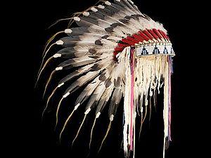 Головные уборы индейцев26