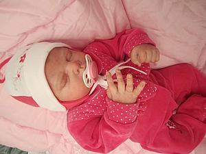Малышка Бэллочка-куклы реборн Инны Богдановой.   Ярмарка Мастеров - ручная работа, handmade