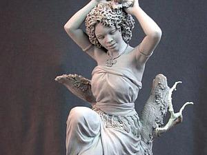 Динамичные скульптуры американского скульптора Mark Newman. Ярмарка Мастеров - ручная работа, handmade.