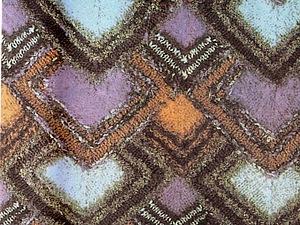 Вязаный пэчворк. Интересное вязание | Ярмарка Мастеров - ручная работа, handmade