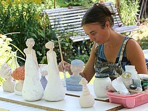 Удивительные скульптуры Hilda Soyer. Ярмарка Мастеров - ручная работа, handmade.