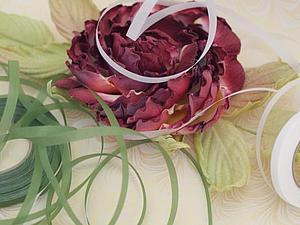 Японские материалы для цветоделия | Ярмарка Мастеров - ручная работа, handmade