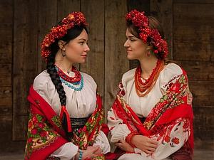 Веночек — девичья краса: о традициях создания древнего украшения. Ярмарка Мастеров - ручная работа, handmade.
