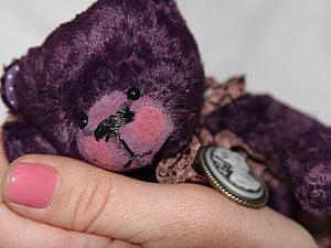 Розыгрыш замечательного мишутки Камелия! | Ярмарка Мастеров - ручная работа, handmade