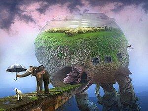 Проникновение в иные миры с Frank Melech   Ярмарка Мастеров - ручная работа, handmade