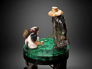 Скульптор Василий Коноваленко — человек, размягчивший камень. Ярмарка Мастеров - ручная работа, handmade.