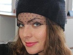 Как сделать спортивно-романтичную шапочку | Ярмарка Мастеров - ручная работа, handmade