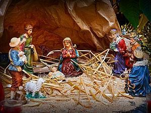 Поздравляю всех с Рождеством Христовым! | Ярмарка Мастеров - ручная работа, handmade