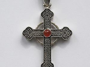 Крест хранитель. | Ярмарка Мастеров - ручная работа, handmade