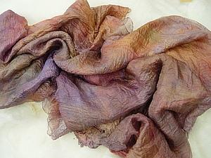 Семинар по  крашению тканей. | Ярмарка Мастеров - ручная работа, handmade