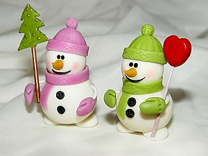 Картинки по запросу снеговик из соленого теста пошагово