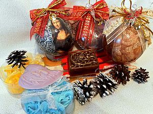 Новогодняя конфета | Ярмарка Мастеров - ручная работа, handmade