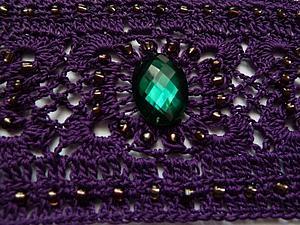 Инъекция цветом: фиолетовый....   Ярмарка Мастеров - ручная работа, handmade