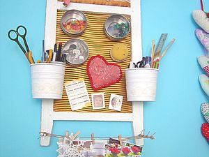 «Деликатная стирка»: декорируем старую стиральную доску | Ярмарка Мастеров - ручная работа, handmade