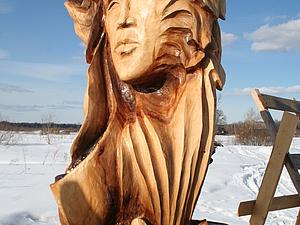 Как сохранить садово-парковую скульптуру из дерева. | Ярмарка Мастеров - ручная работа, handmade