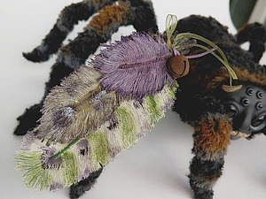 Оперяемся! Мастер-класс по созданию текстильных перьев | Ярмарка Мастеров - ручная работа, handmade